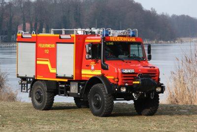TLF 5000 Waldbrand für Brandenburg