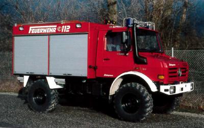 Neue Unimog-Baureihe: U3000/U4000