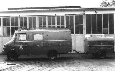 LF 8 auf verschiedenen Fahrgestellen