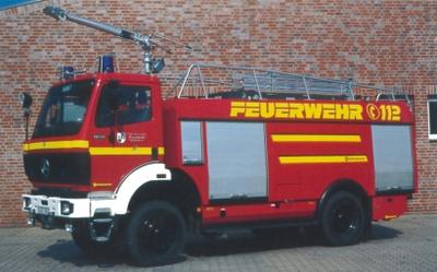 TLF 24/50 in GFK-Bauweise