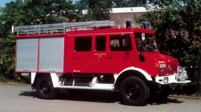 Löschgruppenfahrzeug 8